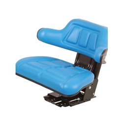 Siedzenie z amortyzacją mechaniczną