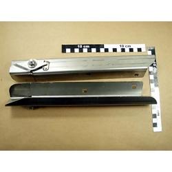 Łopatka rozsiewacza 300mm, S1, lewa ZA-U (933040)