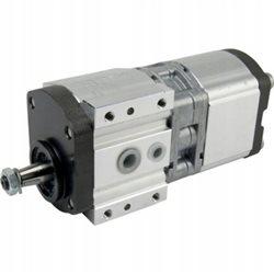 Pompa hydrauliczna  Bosch 19+11 ccm lewa 3382280M1, 0510665389