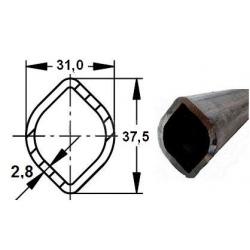 Rura profilowa 0b 31x37,5 zewnętrzna  (11199825)