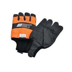 Rękawice ochronne do pracy z piłą łańcuchową, klasa 0, roz. XL