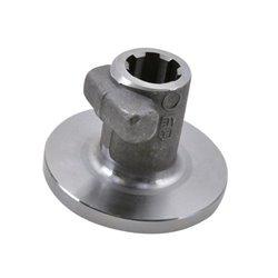 Piasta profilowana, półfabrykat, 1 3/8 Z6,D-100 mm
