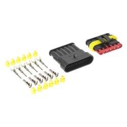 Złącze elektryczne 6-pin komp.