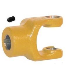 Widłak 1  Ø22 klin 6mm (040943)