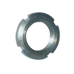 Nakrętka zabezpieczająca stalowa M75x2.00