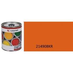 Lakier pasujący do maszyn Fordson, pomarańczowy do felg 1 L