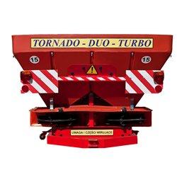 Rozsiewacz dwutalerzowy Tornado Duo 850L