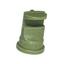 Dysza FT 140° zielona, tworzywo sztuczne