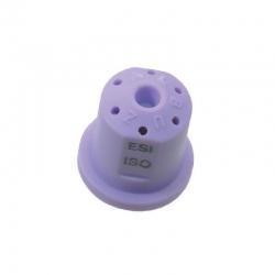 Dysza nawozu płynnego ESI 6-otworowa fioletowa