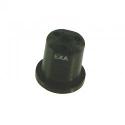 Dysza nawozu płynnego EXA 3-otworowa czarna