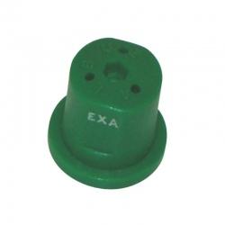 Dysza nawozu płynnego EXA 3-otworowa zielona