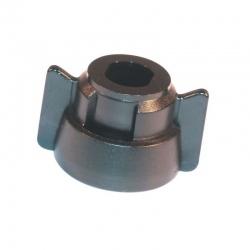 Pokrywka dyszy 11 mm czarny