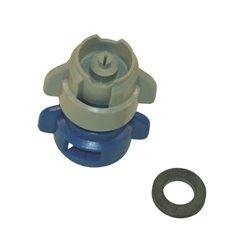 Rozpylacz inżektorowy TDXL 110° niebieski, częściowo ceramiczny