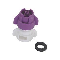 Rozpylacz inżektorowy TDXL 110° biały w części, ceramiczny