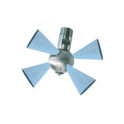 Hemisphere nozzle 1/2&amp034