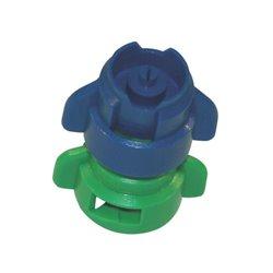 Rozpylacz inżektorowy TDXL 110° zielony, z tworzywa sztucznego