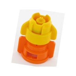 Rozpylacz inżektorowy TDXL 110° pomarańczowy w części, ceramiczny