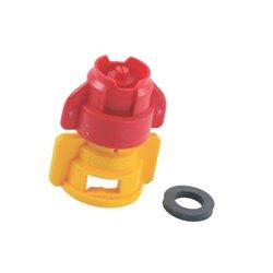 Rozpylacz inżektorowy TDXL 110° żółty w części, ceramiczny