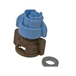 Rozpylacz inżektorowy TDXL 110° brązowy, z tworzywa sztucznego