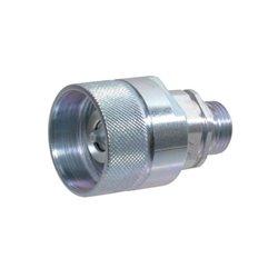 Szybkozłacze skręcane wtyczka M70x3 zew. M42x1,5-30s Stauff