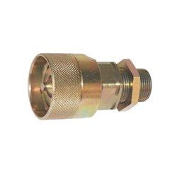 Szybkozłacze skręcane wtyczka M42x2 zew. M24x1,5-16s PAN Stauff