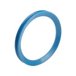 Pierścień, o przekroju V