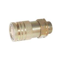 Szybkozłacze suchoodcinające gniazdo ISO 10 zew. M22x1.5-15l