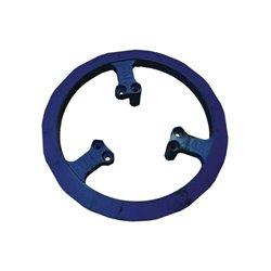 Pierścień ugniatacza 700x125 mm 45 stopni