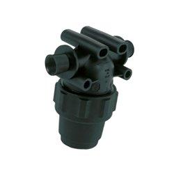 Filtr ciśnieniowy 1/2&amp034 gwint wew. 80 l/min 80-siatkowy