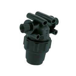 Filtr ciśnieniowy 3/4&amp034 gwint wew. 100 l/min 100-siatkowy