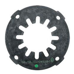 (6)Sprężyna talerzowa 152x63x2,6 zielona 45560