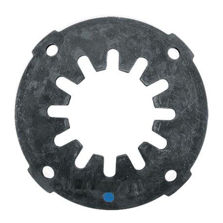 (6)Sprężyna talerzowa 152x63x3,7 niebieska 110063