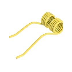Palec zgrabiarki karuzelowej, prawy żółty pasuje do Farendlose