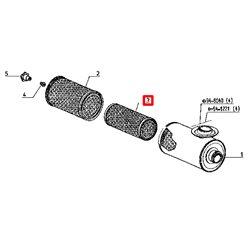 Filtr powietrza (7701027437)  bezpiecznik