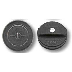 Korek wlewu paliwa gwint zew. fi 64/60 z kluczykiem (A)