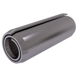 Kołek sprężysty zwijany 4x10 mm
