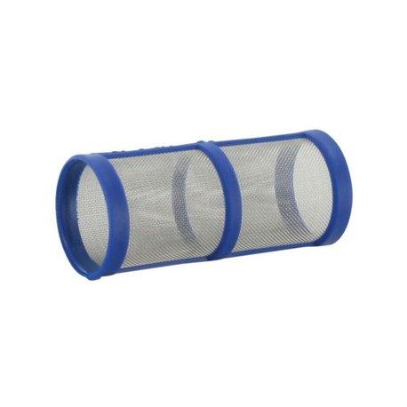Wkład Filtra Inox 50mesh Ø 27 X 69 Niebieski