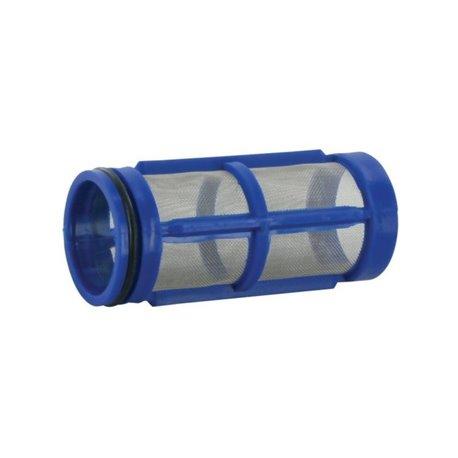 Wkład Filtra Inox 50mesh Ø 38 X 89 Niebieski