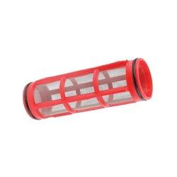 Wkład Filtra Inox 32mesh Ø 38 X 125 Czerwony