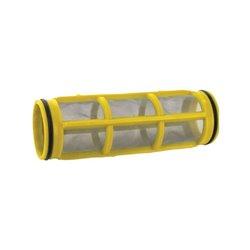 Wkład Filtra Inox 80mesh Ø 38 X 125 żółty