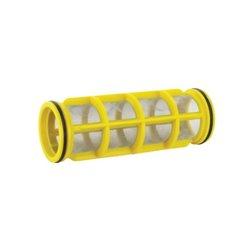 Wkład filtra Inox 80 Mesh Ø 50 X 150 żółty