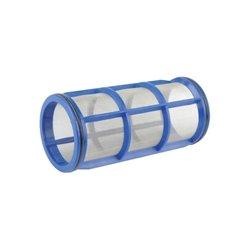 Wkład filtra Inox 50 Mesh Ø 70 X 148 niebieski