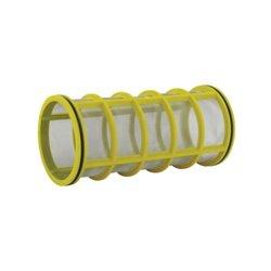 Wkład Filtra Inox 80mesh Ø 80 X 170 żółty