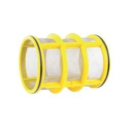 Wkład filtra Inox 80 Mesh Ø 80 X 108 żółty