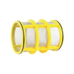 Wkład Filtra Inox 80mesh Ø 80 X 108 żółty