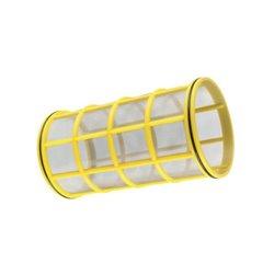 Wkład Filtra Inox 80mesh Ø 107 X 200 żółty
