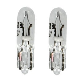 Żarówka 12V W2x4,6D 2W (2szt)  OSRAM