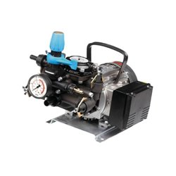 Pompa menbranowa z silnikiem e