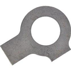 Podkładka odginana M6x12.5x0.5 mm, stal DIN463