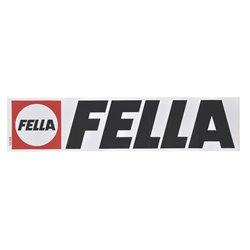 Naklejka FELLA 120x510